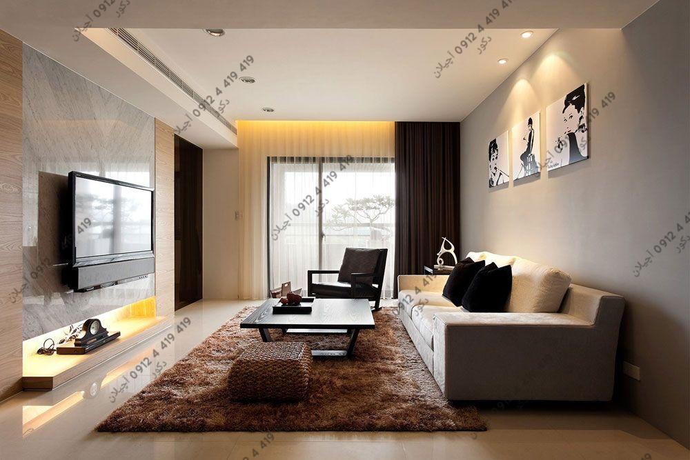 بازسازی منزل به سبک مدرن؛ القای زیبایی