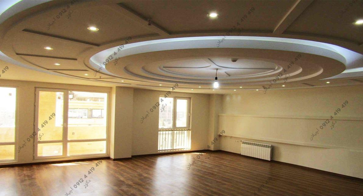 مراحل بازسازی سقف خانه
