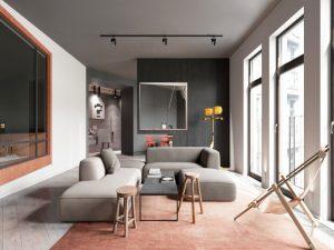 بازسازی منزل به سبک مدرن